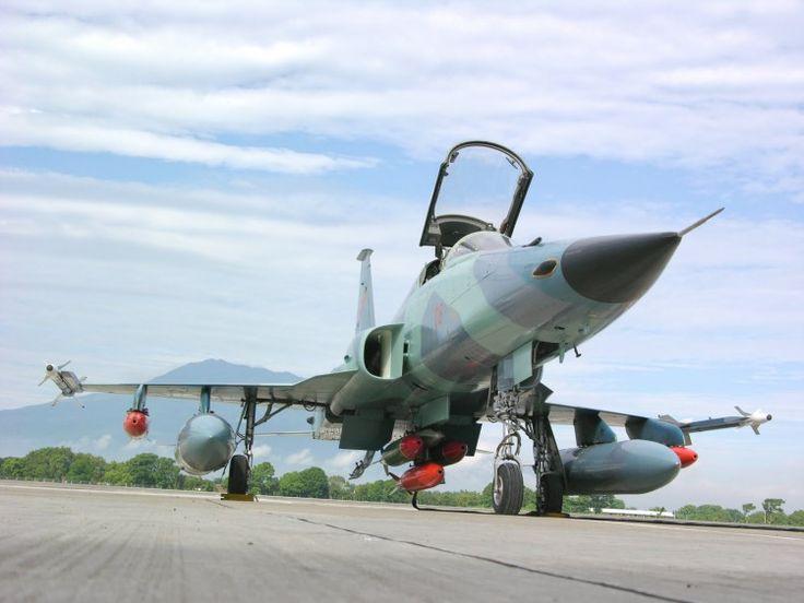 Pesawat F-5 Tiger TNI AU