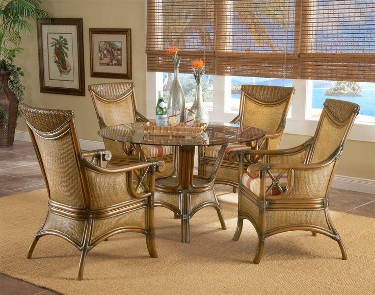 wicker sunroom furniture sets. South Sea Rattan Pacifica Indoor Wicker Dining Set. Sunroom FurnitureRattan Furniture Sets