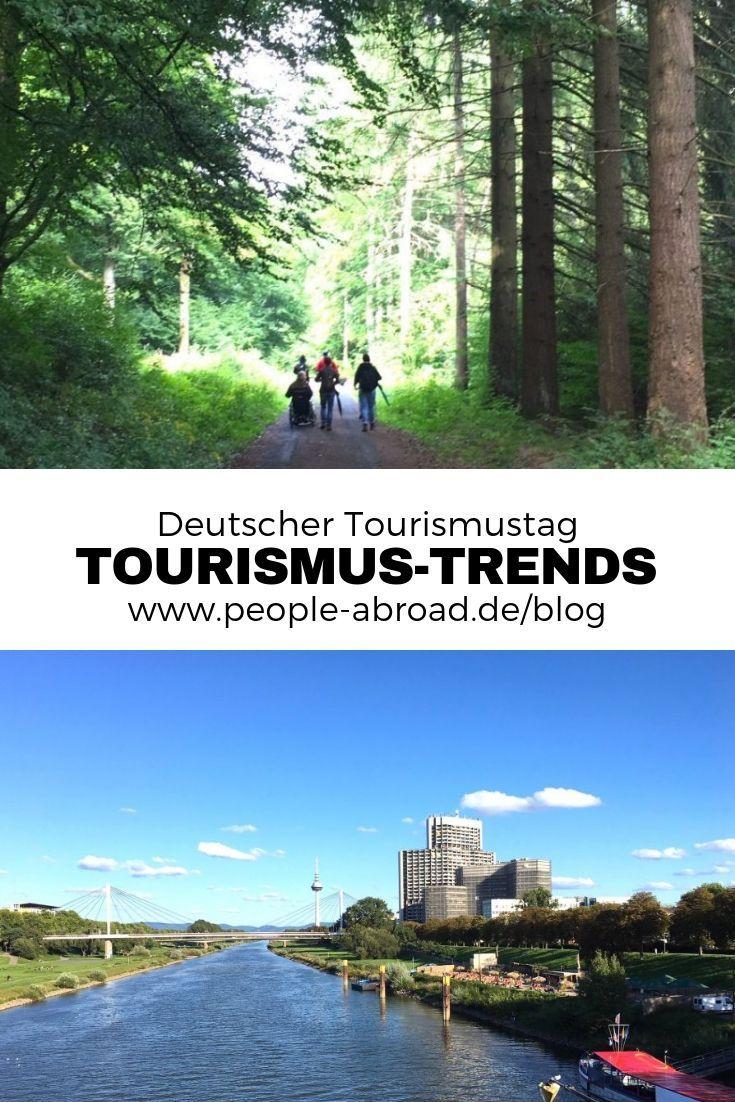 Deutscher Tourismustag Reisen In Deutschland Tourismus Reisen Reisen Deutschland