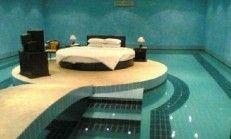 Yatak Odasında Havuz  Dekorasyon Fikirleri