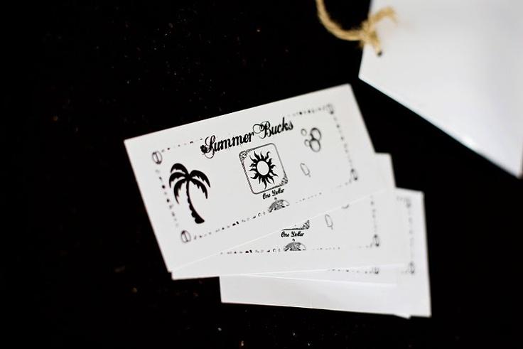 Summer bucks and pirate treasure hunt: Tidbit, Bucks Ideas, Summer Bucks For, Mandy Tremayn, Summer Lovin, Activities, Great Ideas, Pirates Treasure, Summer Ideas