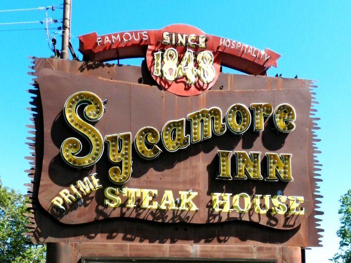 Sycamore Inn -- Rancho Cucamonga, California.