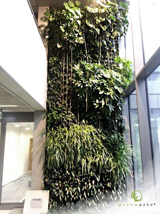 Można zaprosić dżunglę do wnętrz jak się okazuje :)