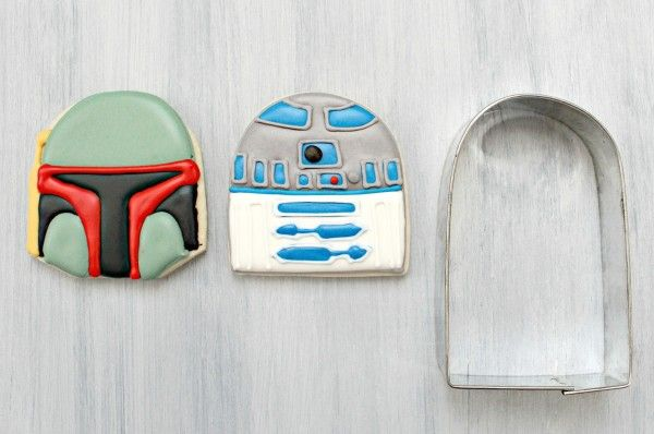 Tombstone Cutter into Boba Fett & R2D2