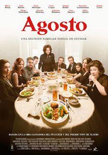 De cine no Esquío: Agosto