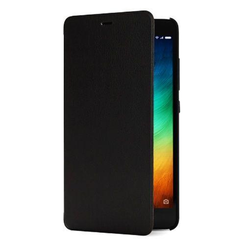 Γνήσια Θήκη XIAOMI Flip On για XIAOMI RedMi Note 3/3 Pro Μαύρη