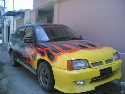 10 best Modified Daewoo images on Pinterest | Black cars, Car ...
