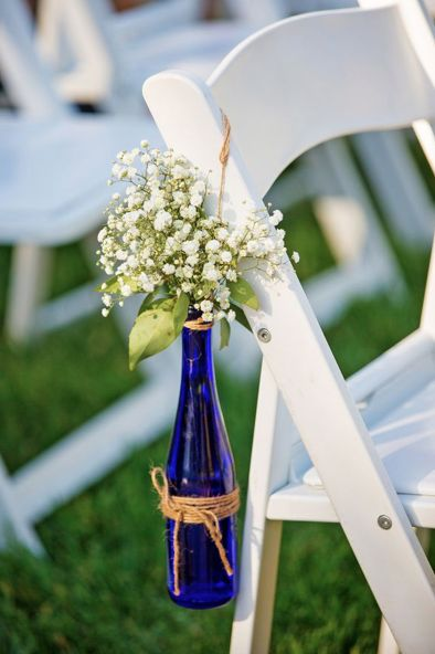 1138 best rustic wedding decorations images on pinterest rustic 15 ways to decorate your wedding with wine bottles junglespirit Images