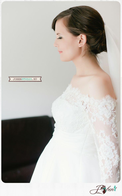 Fotoreportaj de nunta // Andra si Ovidiu // Craiova // Romania | Joben Studio-Fotoreportaj de nunta. Povesti intense cu 1 dram de magie Natalia Vasiliev Dress