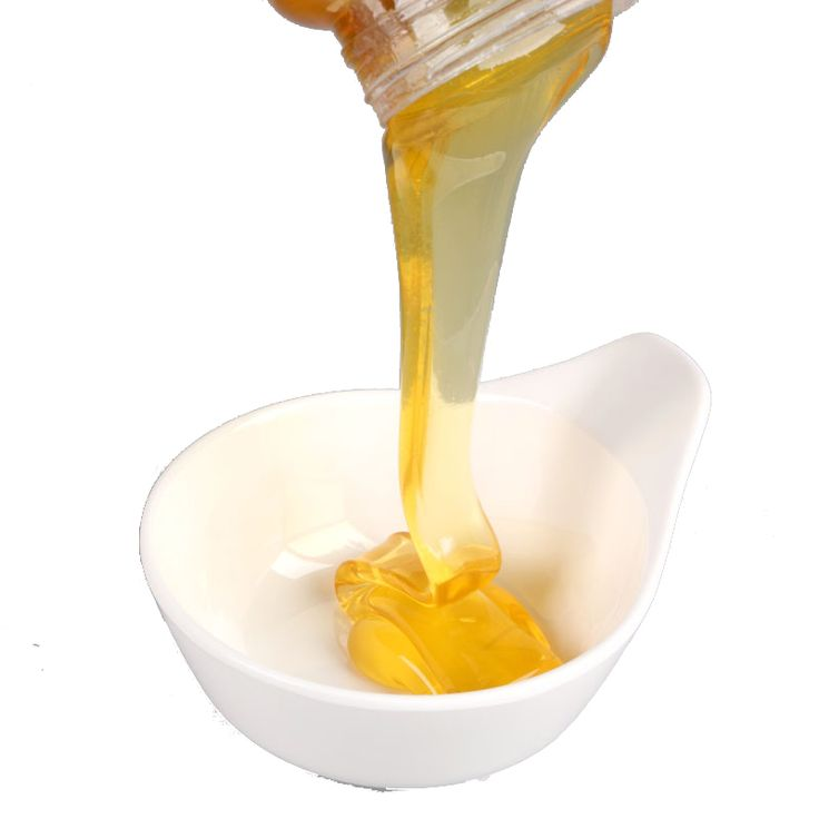 Honey is a sweet food made by bees using nectar from flowers. The variety produced by honey bees (the genus Apis) is the one most commonly referred to, as it is the type of honey collected by most beekeepers and consumed by people.