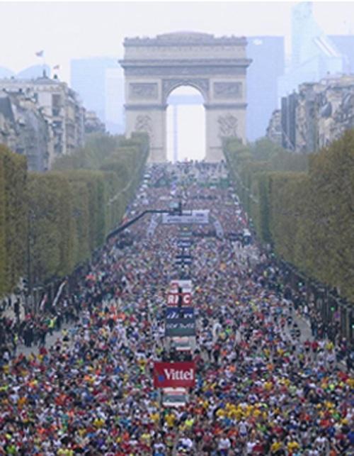 Iconic Marathons