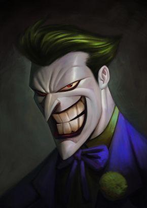 The joker joker joker e fumetti