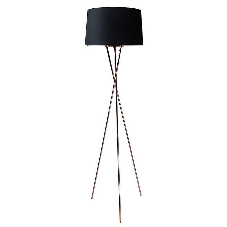 albert tripod floor lamp dunelm lamps pinterest. Black Bedroom Furniture Sets. Home Design Ideas