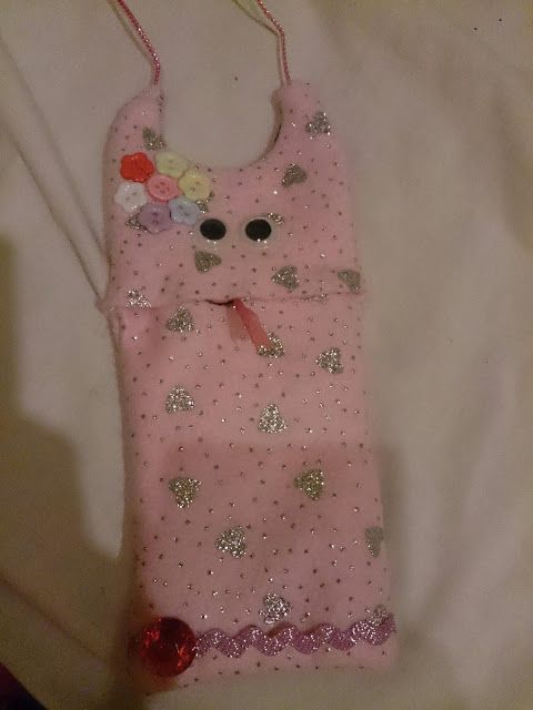 A Blog For All Things Crafty - Cute Monster Cases