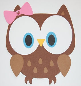 Owl Invitation- Ebay