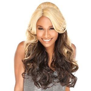Sensationnel Synthetic Hair Empress Natural Lace Front Edge Wig Bump Up Sharon (futura)