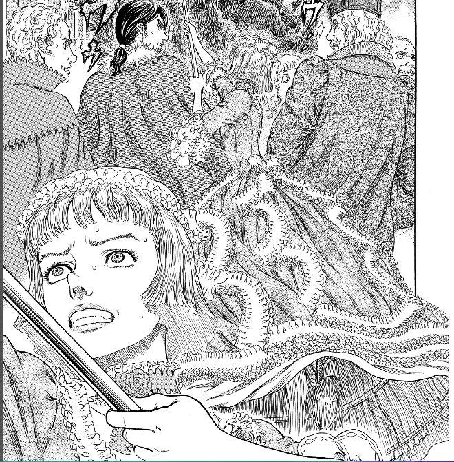 Pin by Lady Librarian on Farnese Berserk, Dark fantasy