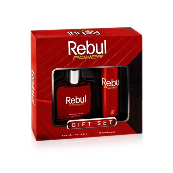 Archies AR70 Rebul Power Perfume Combo