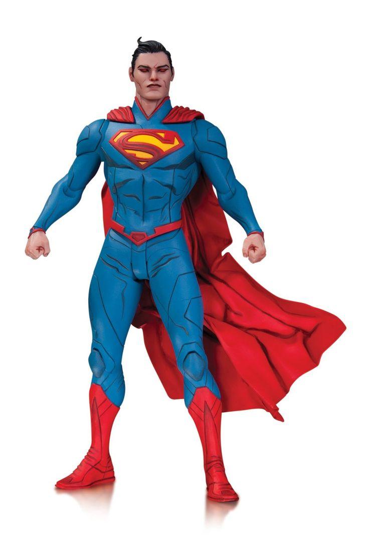 DC Collectibles: DC Comics Designer Series - Superman Jae Lee Action Figure