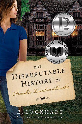 The Disreputable History of Frankie Landau-Banks by E. Lockhart http://www.amazon.com/dp/B002PEP4NM/ref=cm_sw_r_pi_dp_iiOSvb1W80X2Q
