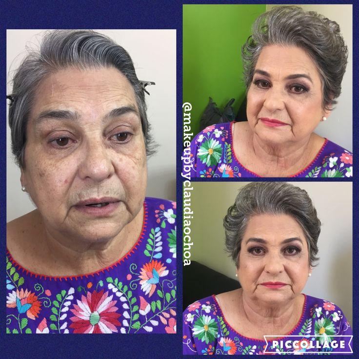 YOUNIQUE maquillaje piel madura