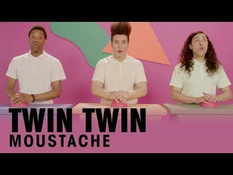 eurovision france twin twin moustache