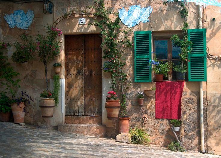 outdoormagic: Majorque Maison de Graham Herbert