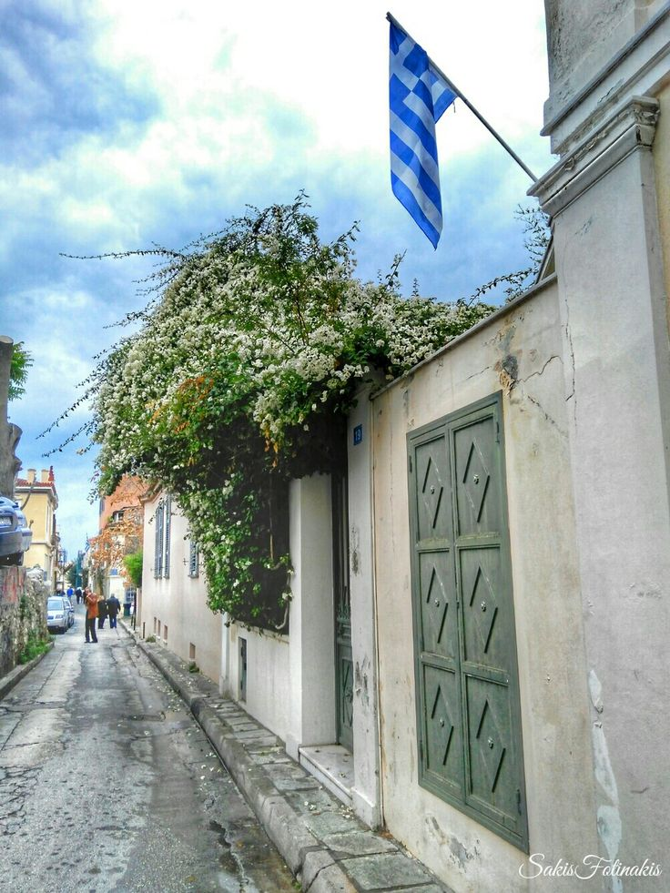 Plaka,Athens, Greece