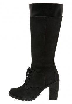 Timberland - GLANCY - Stivali con i lacci - black