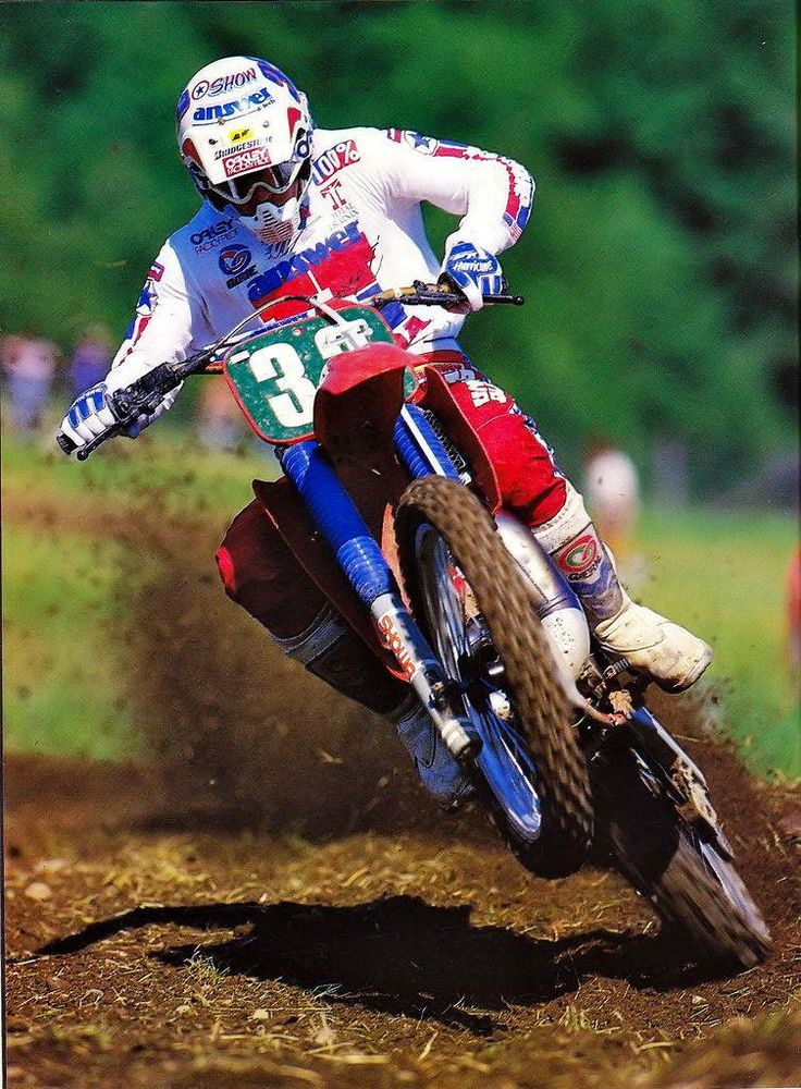 Suzuki Motocross Bikes History