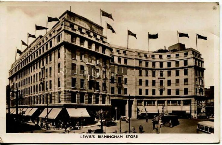 Lewis's store 1930