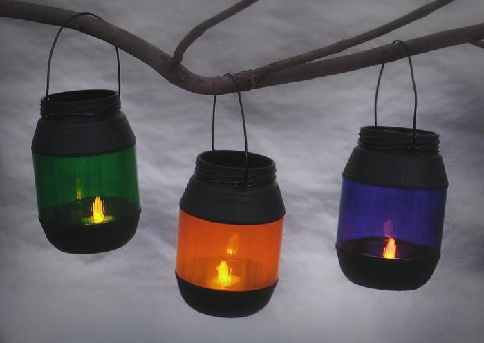 229 best images about diy lanterns on pinterest paper for Recycled paper lantern