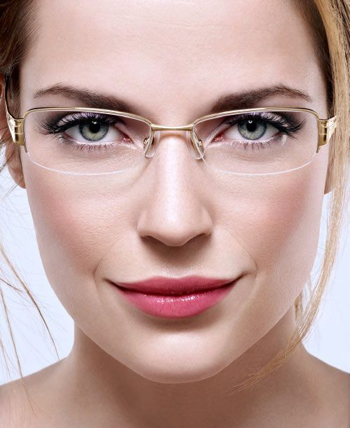 #Glasses come in different styles and designs, all of which can make the wearer look stylish.