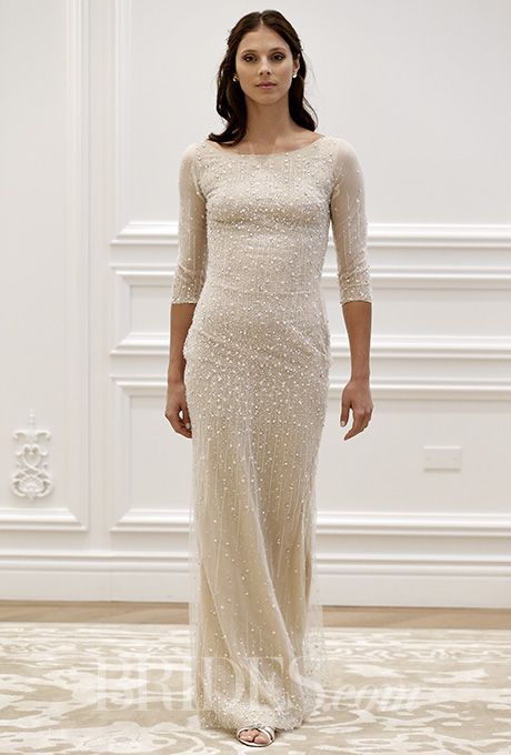 Anne Barge Spring 2016 Champagne Colour Anne Barge