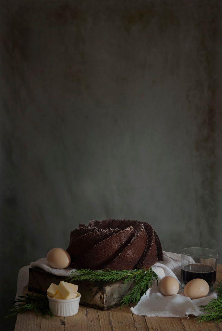 La asaltante de dulces: Receta de Bundt Cake de cerveza negra/ Stout Bundt Cake recipe