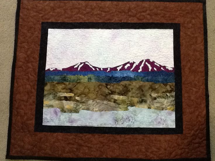 Landscape Quilt Patterns Kits : 1000+ images about JUNE JAEGER QUILTING on Pinterest Patterns, Ps and Hoods