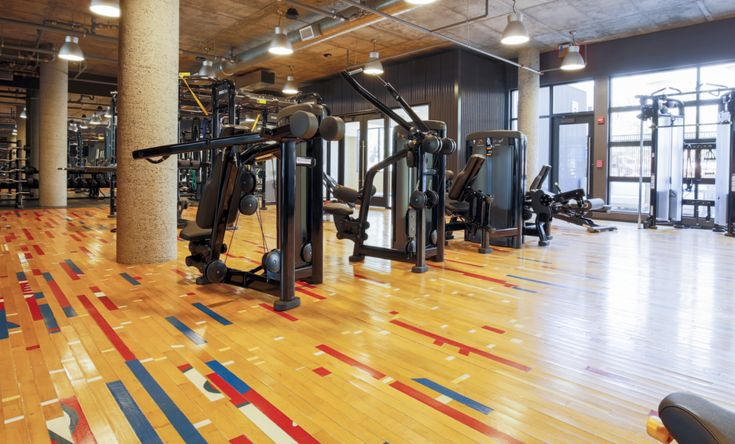 18 Best Images About Reclaimed Gym Flooring On Pinterest