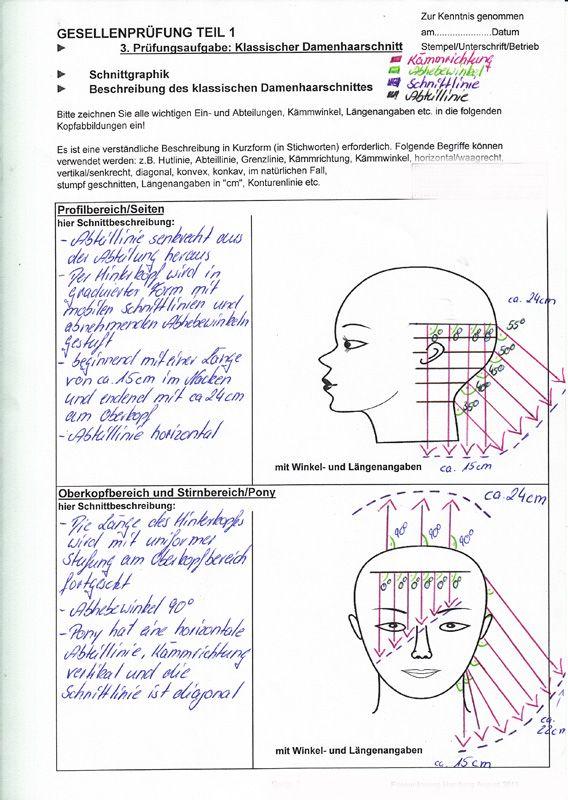 Form1 graduado   – Basisschnitte