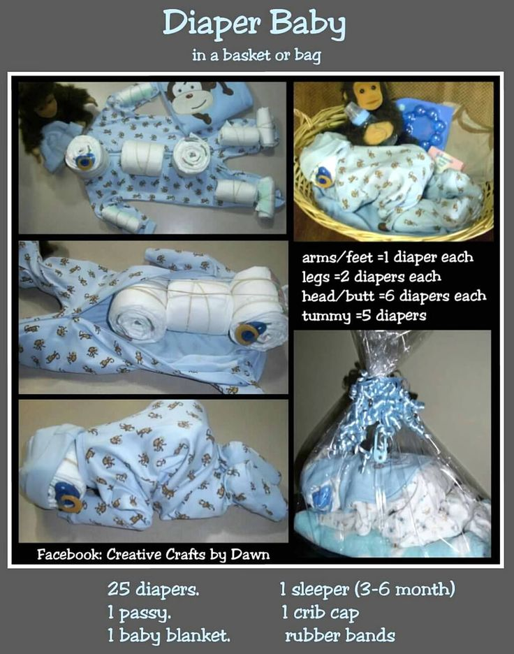 Baby boy diaper cake www.TopsyTurvyDiaperCakes.com * diaper cakes for baby shower & washcloth favors
