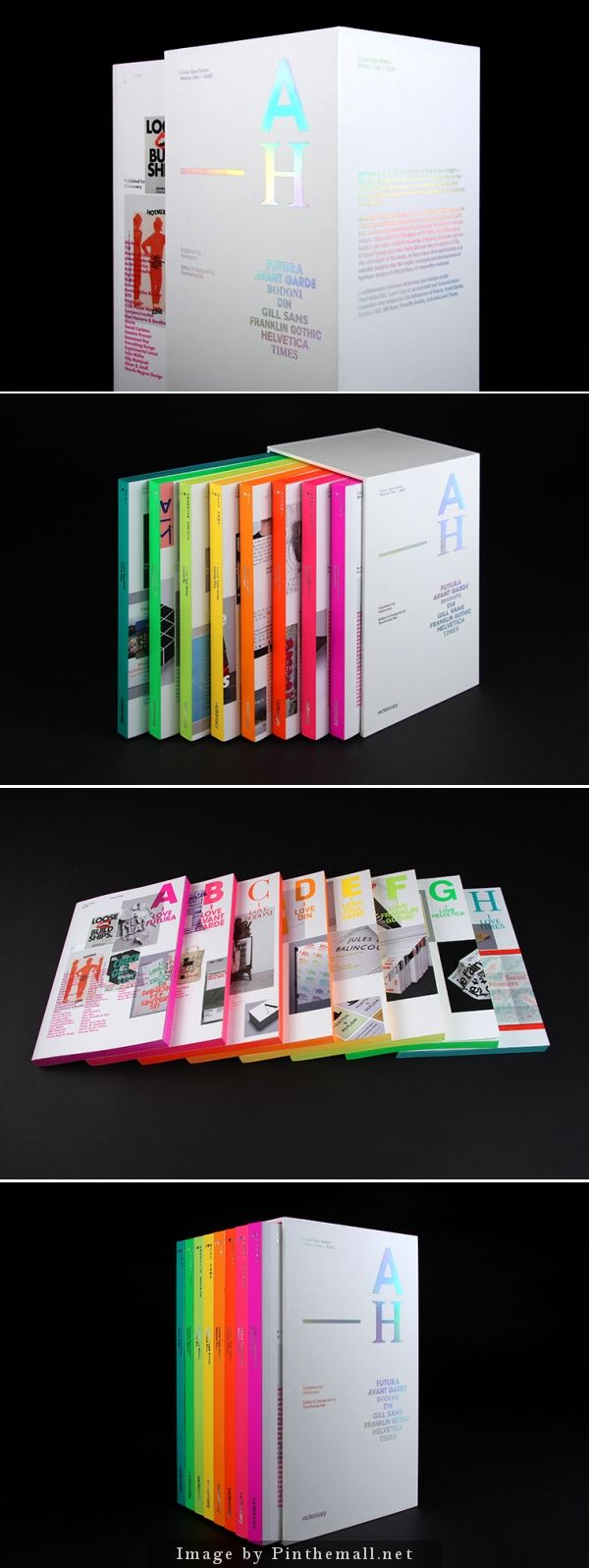 I Love Type Limited Box Set. In no way do I need this, but damn, I want it hard.