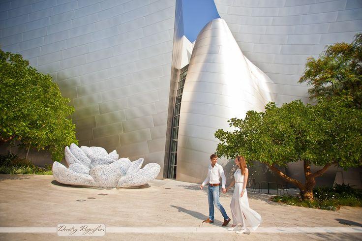 Медовый месяц в Лос-Анджелесе | 37 фотографий
