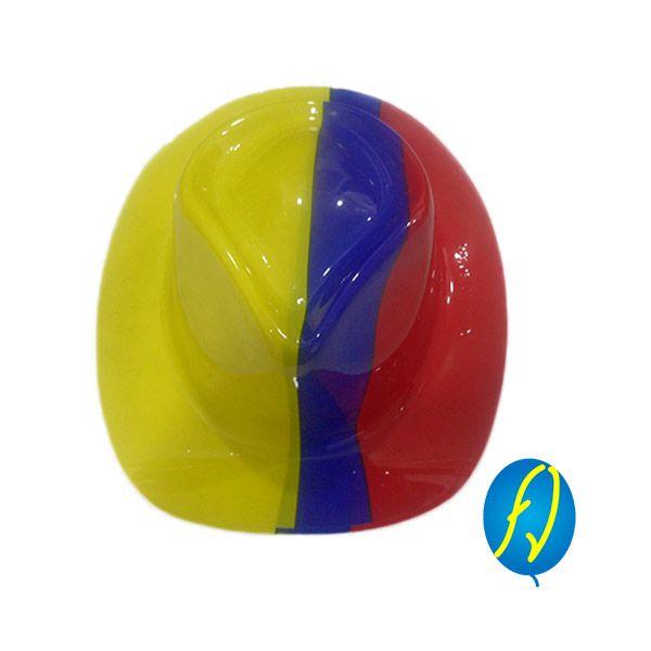 SOMBRERO PLASTICO COLOMBIA, un producto más de Piñatería Fiesta Virtual de Colombia - lo puedes ver en http://bit.ly/1U5hrOw. #FiestaVirtual