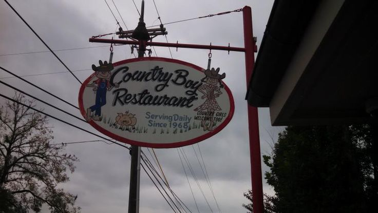 Country Boy restaurant so sad that this is closing!  It played a huge part in my time spent in Leiper's Fork!