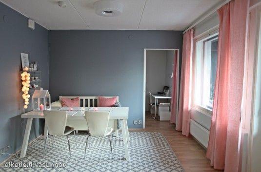 Myytävät asunnot, Aurinkotuulenkatu 16 Vuosaari, Aurinkolahti, Itä-Helsinki Helsinki #oikotie #oikotieasunnot #ruokailutilat