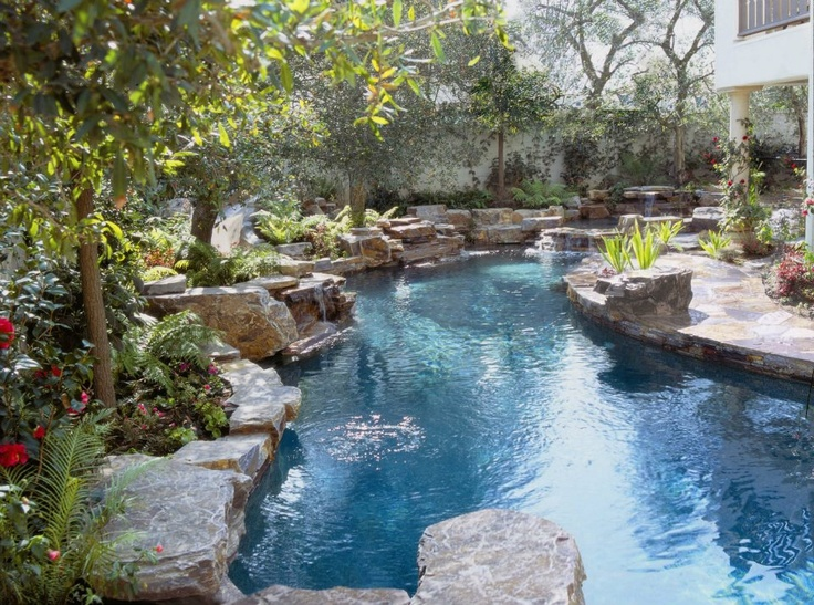 2751 best images about piscinas on pinterest swimming for Pool design orange county ca