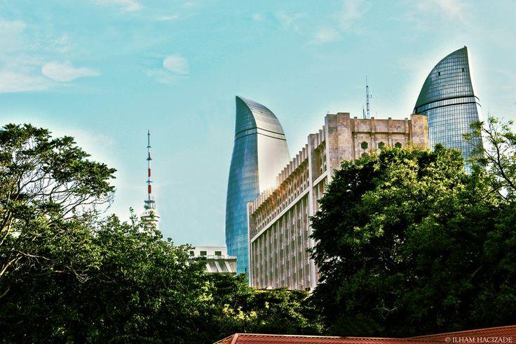 Photo Azerbaijan,Baku by İlham hacizade on 500px
