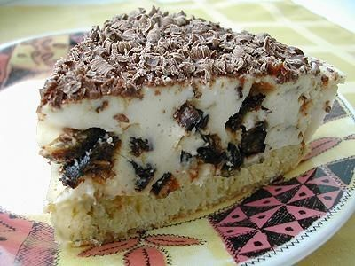 Easy, tasty and healthy fitness cake