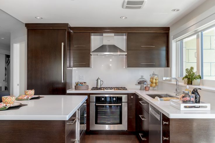 2 Bedroom Showhome: 3028 Arbutus St, Vancouver  Styled by Cecilia