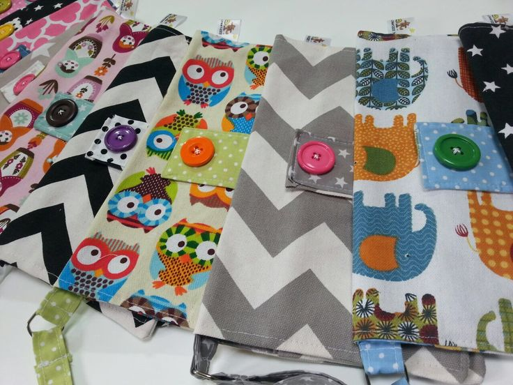 Diaper Pouches by Bilbuli