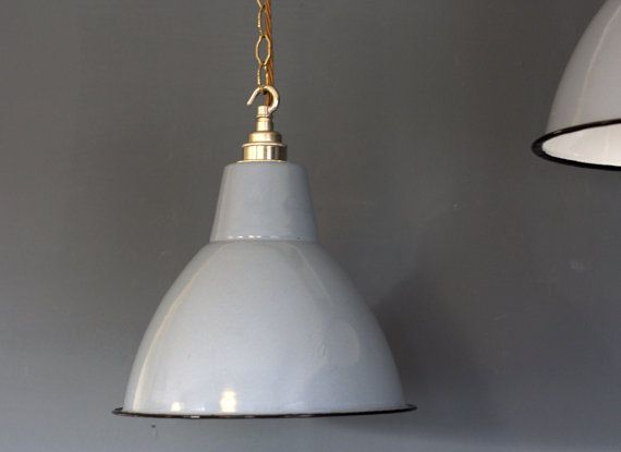 Vintage Antique Style Industrial Grey By Ottosnongeneralstore Hanging LightsVintage